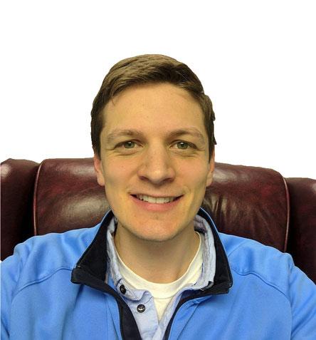 Headshot of Trip Nine, CrowdStrike Sales Engineer